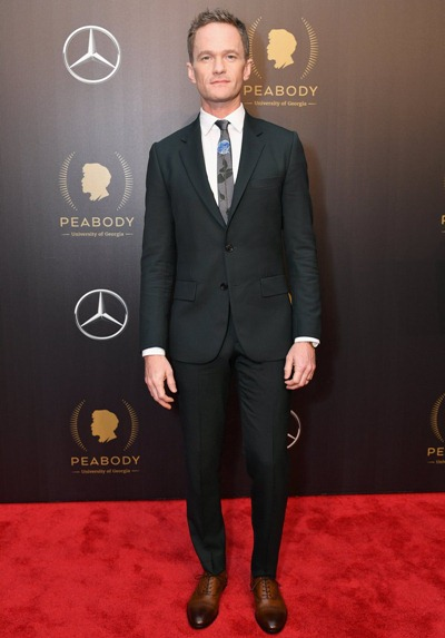 Neil Patrick Harris Body Measurements Stats
