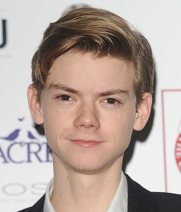 Actor Thomas Brodie-Sangster
