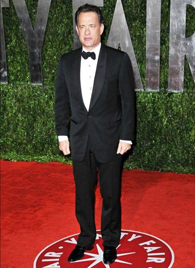 Tom Hanks Body Measurements Stats