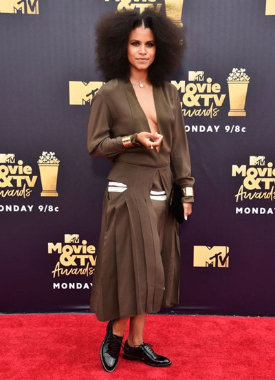 Zazie Beetz Body Measurements Stats
