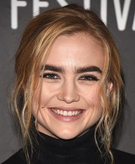 Actress Maddie Hasson