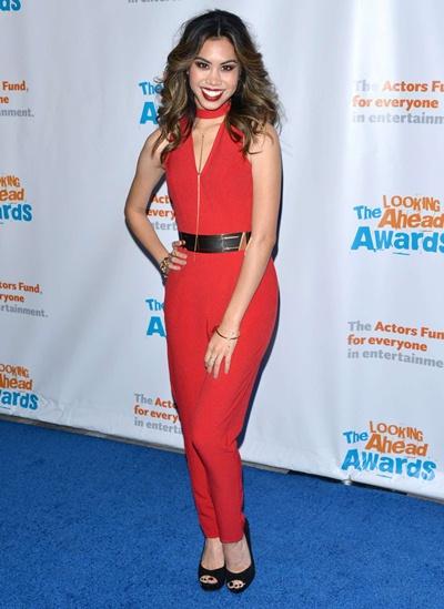 Ashley Argota Height Weight Shoe Size