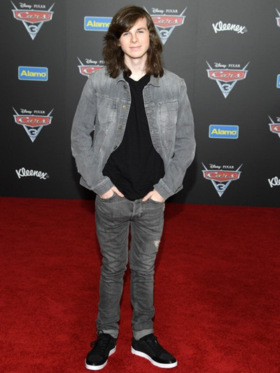Chandler Riggs Height Weight Shoe Size
