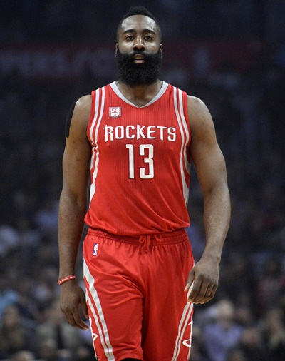 James Harden Height Weight Shoe Size