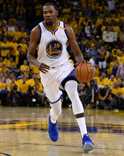 Kevin Durant Body Measurements Stats