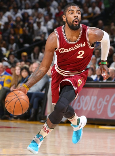 Kyrie Irving Height Weight Shoe Size