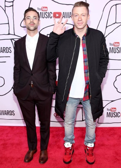 Macklemore Height Weight Shoe Size
