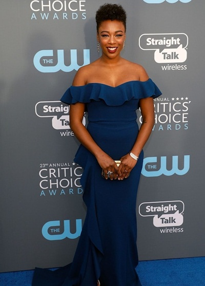 Samira Wiley Height Weight Bra Size