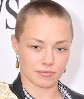 UFC Fighter Rose Namajunas