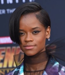 Letitia Wright Height Weight Body Measurements Bra Size Vital Stats Facts