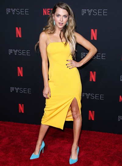 Anne Winters Height Weight Bra Size
