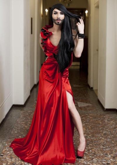Conchita Wurst Body Measurements Stats