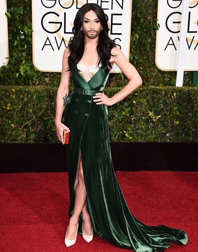 Conchita Wurst Height Weight Shoe Size