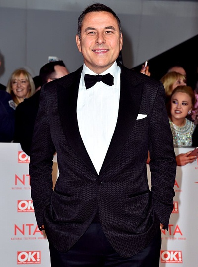 David Walliams Body Measurements Stats