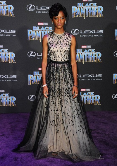 Letitia Wright Body Measurements Stats