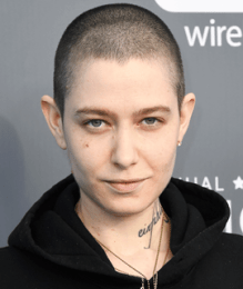 Asia Kate Dillon Height Weight Bra Size Body Measurements Stats Facts
