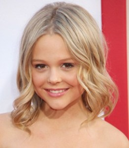 Actress Emily Alyn Lind