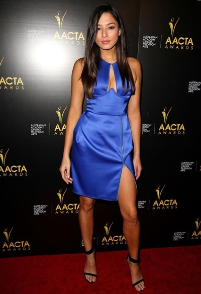 Jessica Gomes Height Weight Bra Size
