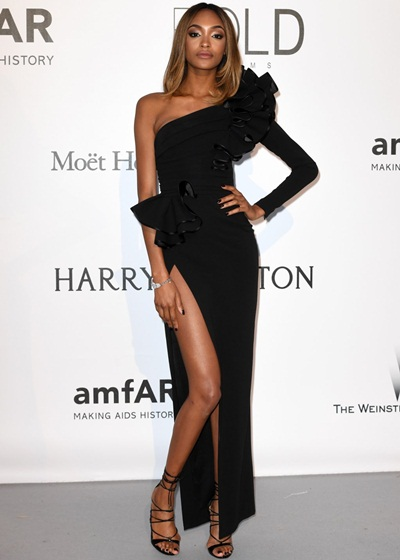 Jourdan Dunn Body Measurements Stats