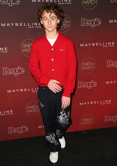 Wyatt Oleff Height Weight Shoe Size