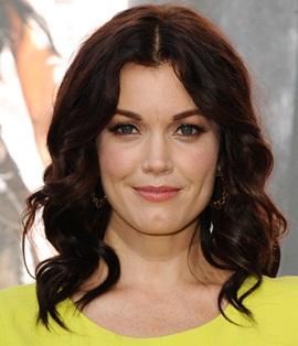 Actress Bellamy Young