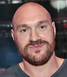 Tyson Fury Body Measurements Height Weight Shoe Size Vital Stats Facts