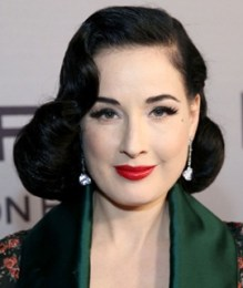 Dita Von Teese Measurements Bra Size Height Weight Age Body Stats Facts