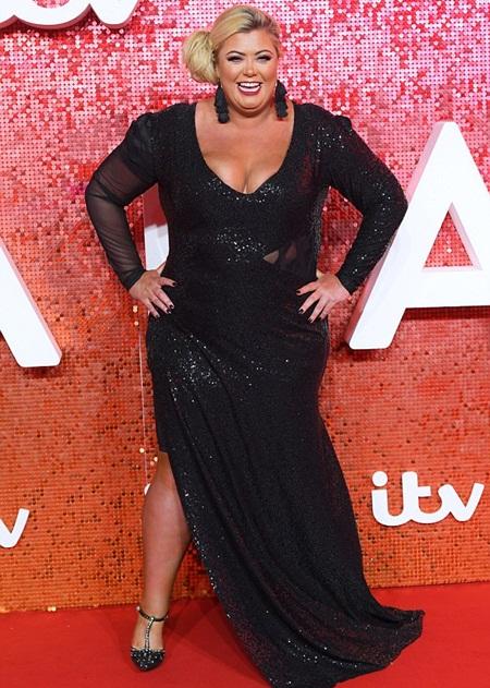 Gemma Collins Height Weight Bra Size