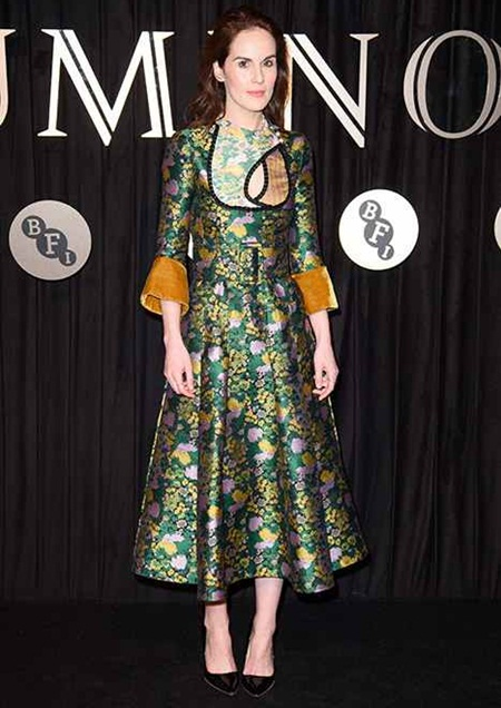 Michelle Dockery Height Weight Facts