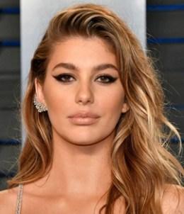 Model Camila Morrone