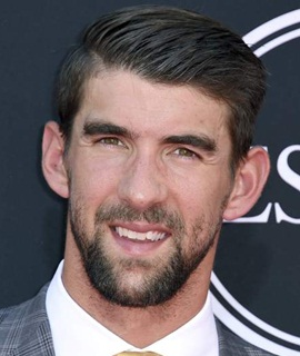 Olympic Swimmer Michael Phelps