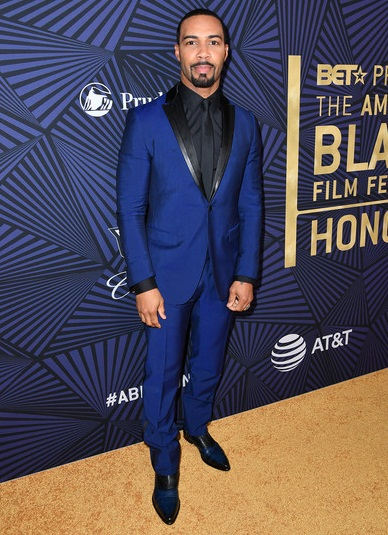 Omari Hardwick Body Measurements Stats