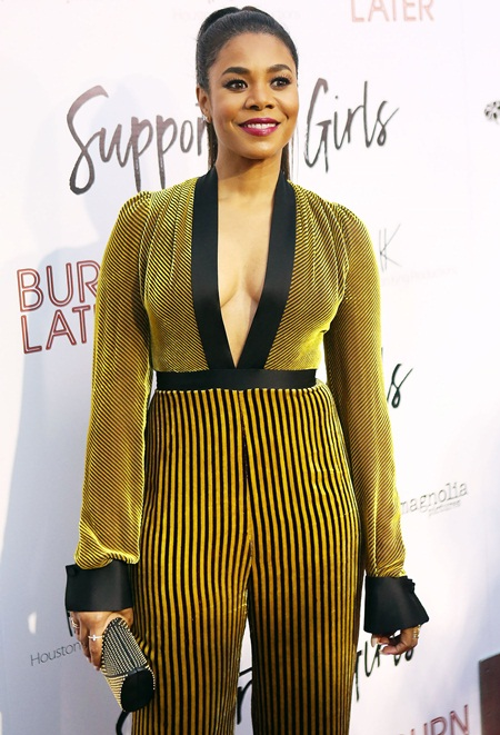 Regina Hall Body Measurements Stats