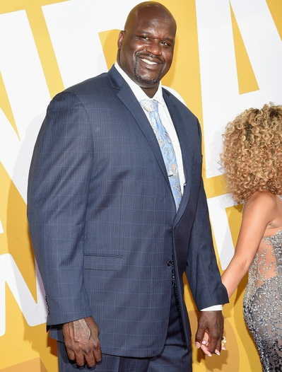 Shaquille O'Neal Body Measurements Stats