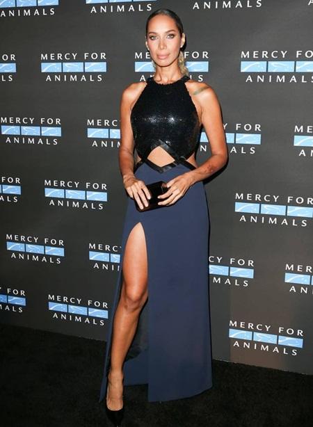 Leona Lewis Measurements Body Stats