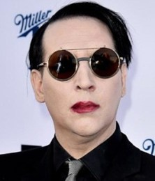 Marilyn Manson Height Weight Body Measurements Shoe Size Age Facts