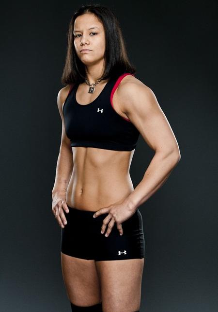 Shayna Baszler Measurements Body Stats