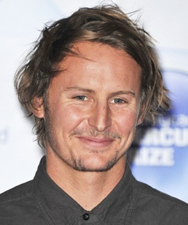 Singer Ben Howard