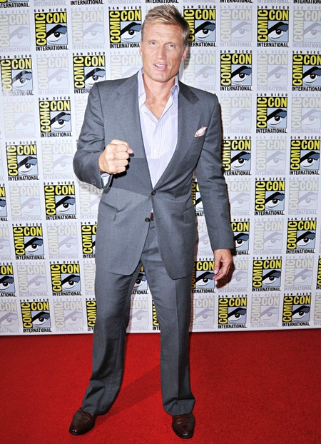 Dolph Lundgren Height ...