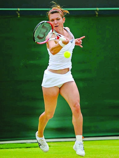Simona Halep Height Weight Stats