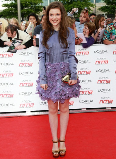 Georgie Henley Measurements Body Stats