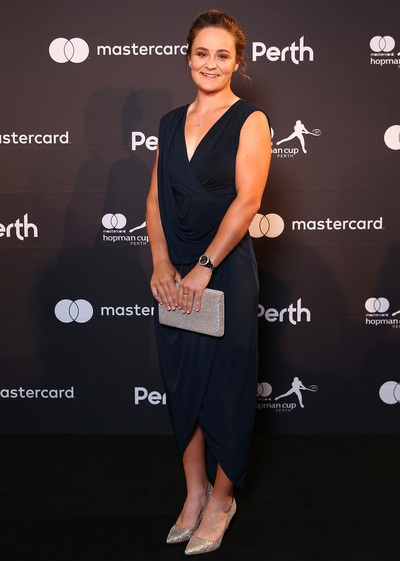 Ashleigh Barty Body Measurements Stats