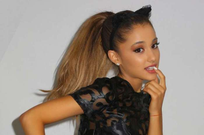 Check Out These Throwback Videos Of Ariana Grande Singing As A Kid!