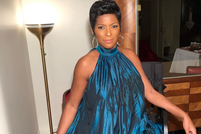 Tamron Hall's Sweet Looks Outshine Paris In Vacation Picture -- 'TODAY' Show Fans Still Want Her Back