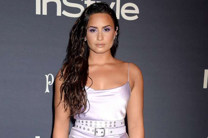 Demi Lovato's Friends Allegedly Beg Her Not To Date For A Year