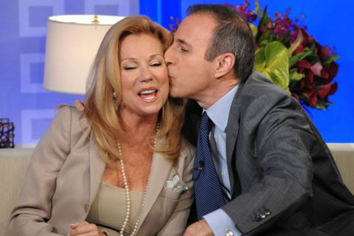Kathie Lee Gifford's Farewell From Today Met With Major Tension As She Admits To Texting Matt Lauer