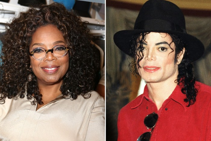 Michael Jackson's Fans Unleash Hate-Filled Messages At Oprah After 'Leaving Neverland'