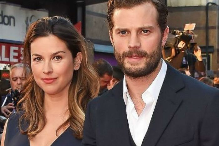 Fifty Shades Star Jamie Dornan Reveals He And Amelia Warner Are 'Incredibly Lucky' As They Welcome Baby No 3