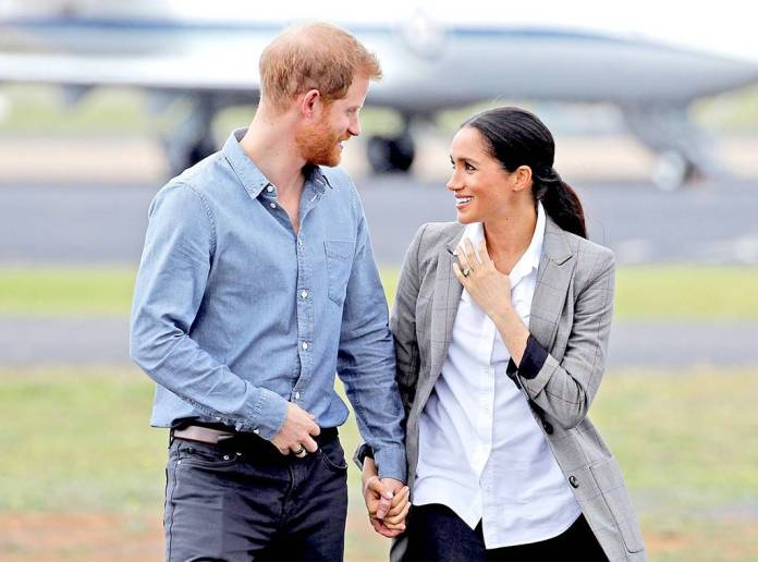 breaking daily hot news - Meghan Markle – Social Media Convinced She's Already Given Birth In Secret Despite The Palace Denying It