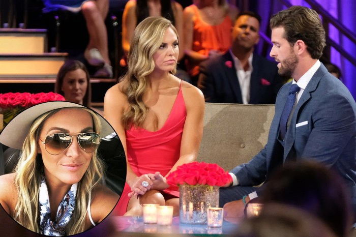 Haley Stevens Gushes Over The Way Hannah Brown Handled Jed Wyatt Bachelorette Scandal As He Accuses Her Of Using The Scandal To Get Fame